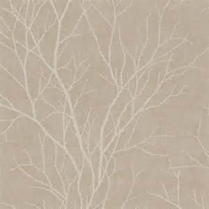 Rasch Wallpaper by Rasch Twig Tree Branch Pattern Wallpaper Modern Non Woven