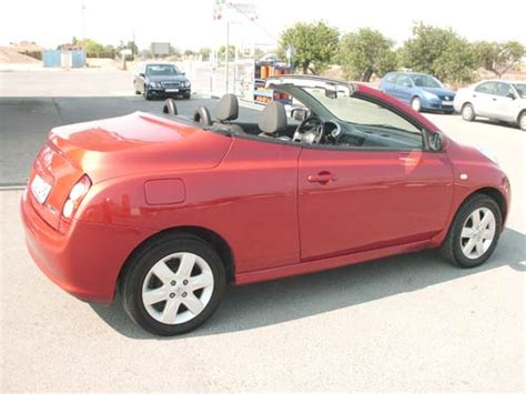 burnt orange nissan altima nissan micra cabriolet used car costa blanca spain
