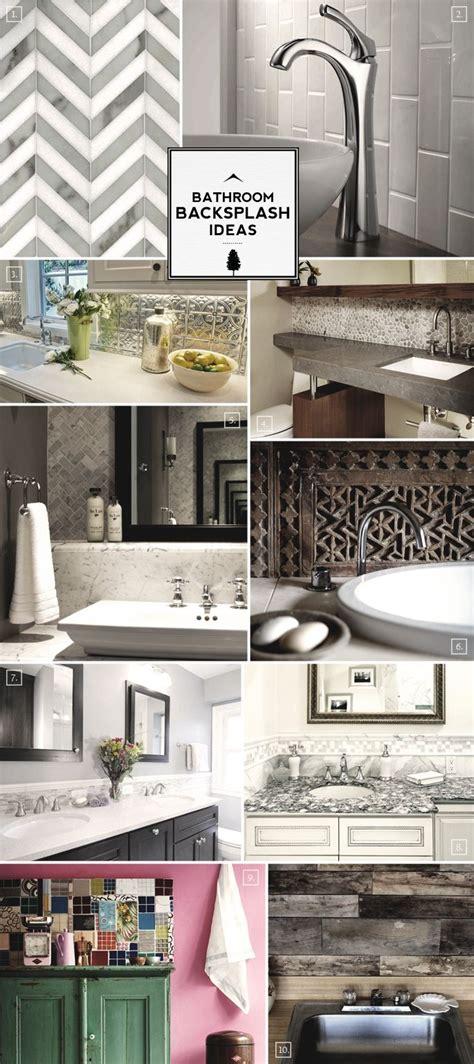 backsplash badezimmerideen 64 besten bathroom ideas bilder auf