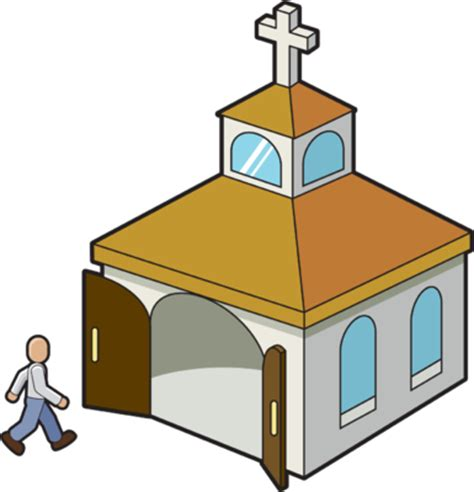 clipart chiesa image going to church church clip christart