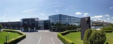 Where Is The Lamborghini Factory Lamborghini Factory In Sant Agata Keeps Getting Bigger