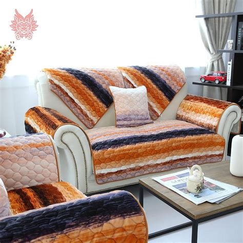 orange couch cover popular orange sofa cover buy cheap orange sofa cover lots
