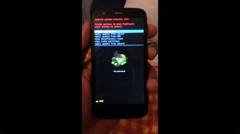 factory reset the moto e cannot hard reset motorola moto g youtube