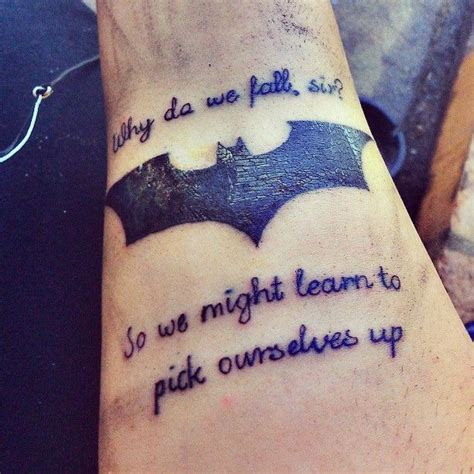 batman logo tattoo wrist batman tattoo tumblr tattoos pinterest batman