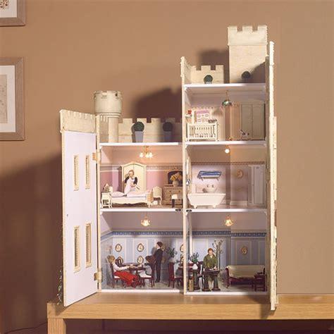 dolls house castle the dolls house emporium cumberland castle kit