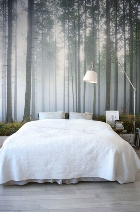 bedroom wall murals 10 beautiful bedroom ideas inspired by nature that will
