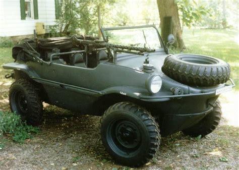 volkswagen schwimmwagen 1943 vw schwimmwagen for sale
