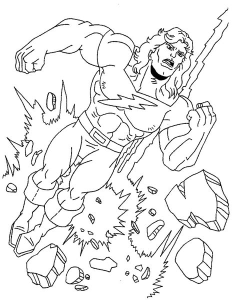 planet hulk coloring pages hulk coloring pages