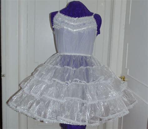 petticoat sissy ebay crinoline petticoat organza adult baby sissy aunt d ebay