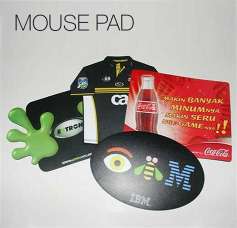 Cetak Mouse Pad aneka