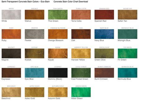 h c concrete stain colors 9 best h c concrete stain images on decorative