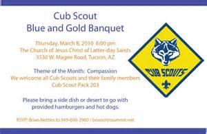 cub scout blue and gold program template blue gold banquet invite boy scouts cub scouts