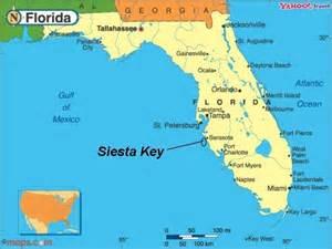 map of siesta florida geographical features biome honeymoom getaway