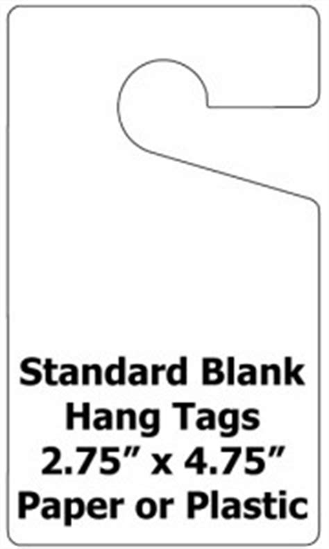 printable mirror tags blank hang tags paper or plastic hang tags for cars