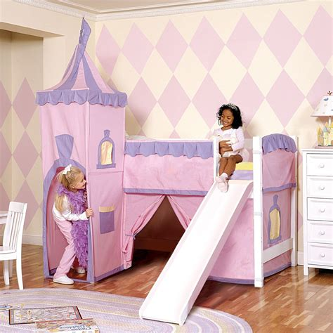 Bunk Beds With Slides Build Your Own Cool Bunk Beds With Slides Atzine