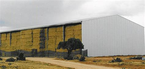 Hay Shed Cost by Hay Sheds So You Can Retain The Quality Get The Best