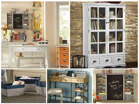 storage solutions for your home office
