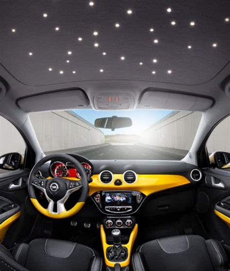 opel adam interior roof opel adam first drive atthelights com