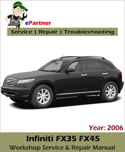 electric and cars manual 2006 infiniti fx on board diagnostic system infiniti fx35 fx45 s50 service repair manual 2006 automotive service repair manual