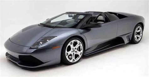 Lamborghini Murcielago Manual Lamborghini Murcielago With A Six Speed Is A Beast Of