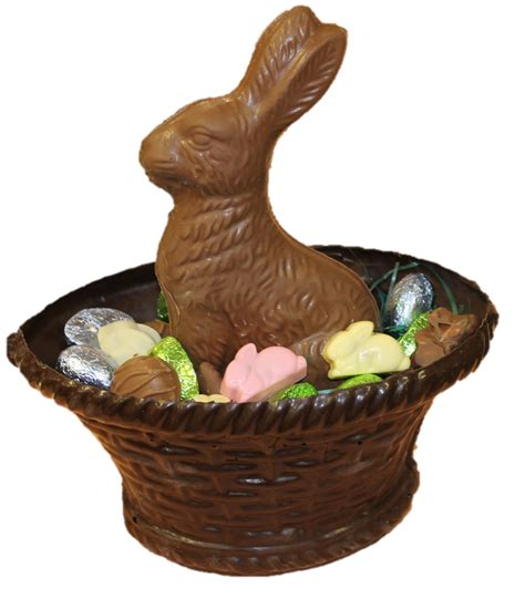 easter chocolate gifts large basket chamberlain s chocolate factory atlanta