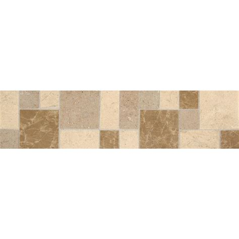 daltile decor cube vision 3 in x 12 in