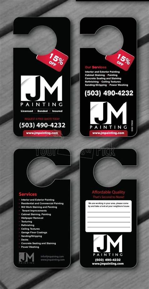 jm paintings door hanger design  yourdesignpick