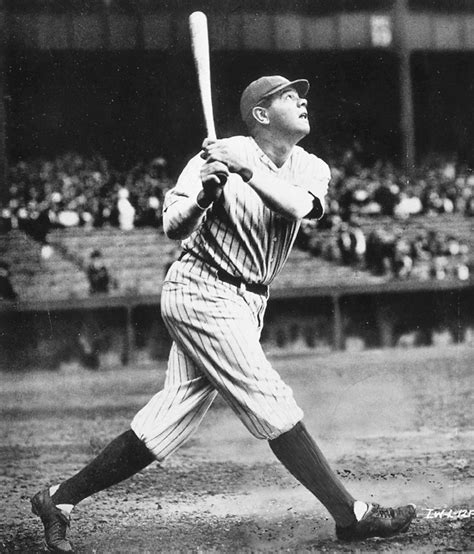 babe ruth swing why babe ruth was 10 times better than everyone else