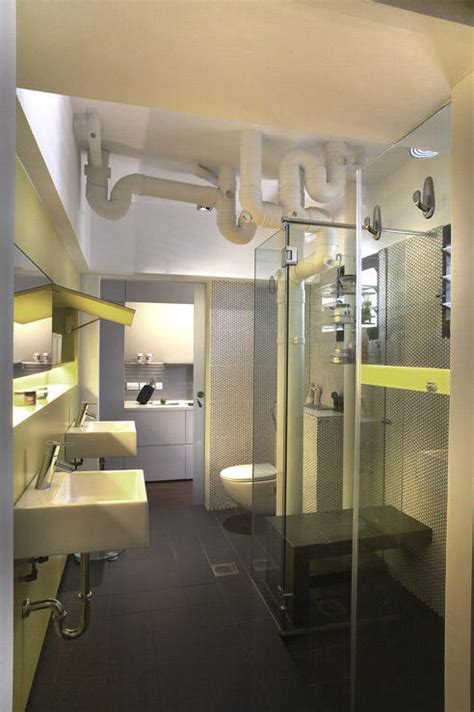 Small Home Ideas Singapore 7 Hdb Bathrooms That Are Both Practical And Luxurious