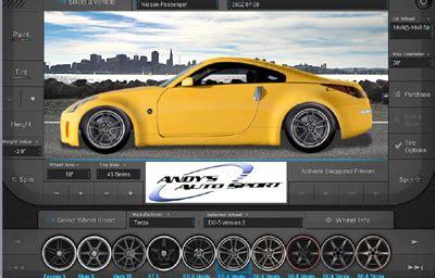Auto Tire Wheel Simulator Photoaltan8 Suzuki Rims