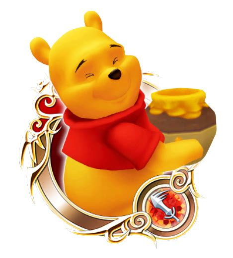 Honey Hunny The Pooh Iphone All Hp pooh kingdom hearts unchained χ wiki