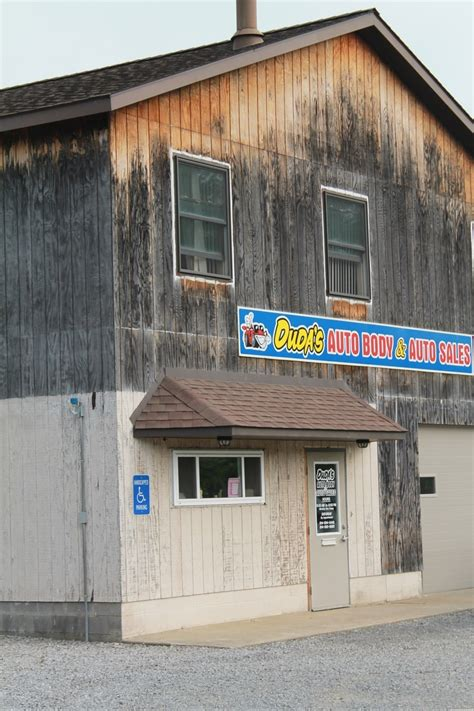 sykesville pa duda s auto and car shop photo picture