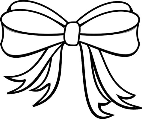 Black Simple Bow free vector graphic bow ribbon decoration ornate free image on pixabay 312586