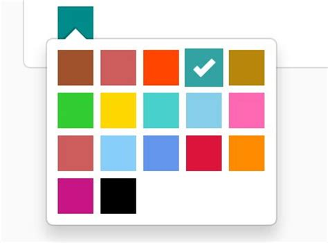 html color picker lightweight jquery color picker plugin for bootstrap