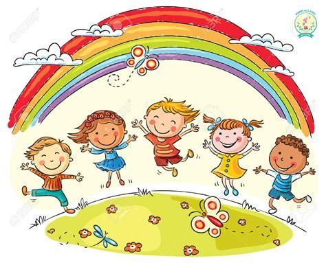 rainbow children the art 1616558334 giochi all aperto bimbi allegri in cucina