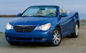 2014 Chrysler Sebring Convertible Car And Driver