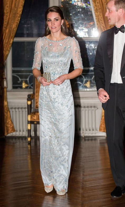 kate middleton truly embraced inner princess in this