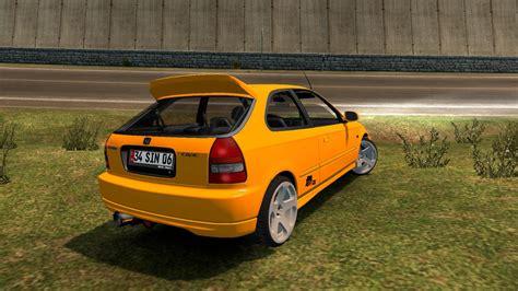 honda civic hatchback  car mod euro truck simulator  mods