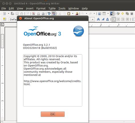 how to install openoffice on ubuntu ubuntu personal install openoffice 3 2 1 in ubuntu 10 10