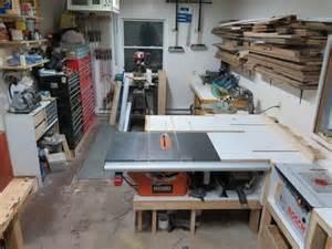 One Car Garage Workshop by One Car Garage Shop Woodworking And Shop Ideas Pinterest