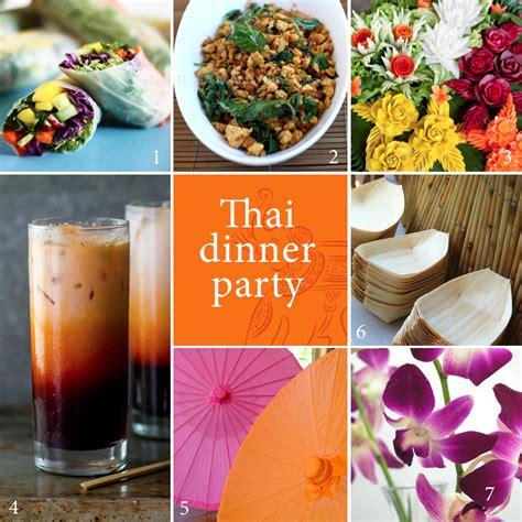 thai dinner menu ideas an authentic thai dinner secret josephine
