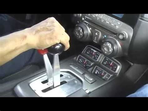 2010 Camaro Shift by Vote No On 2015 2017 Mustang Paddle Shifter