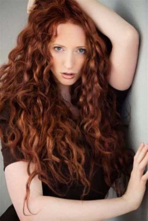 copper brown hair curly google search hair curly