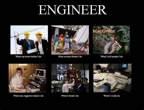 Engineering Memes - what people think i do funnies construction people and