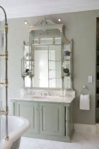 detail of bathroom update how to paint laminate cabinets