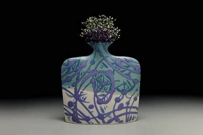 porcelain slab flower vase md rare earth gallery