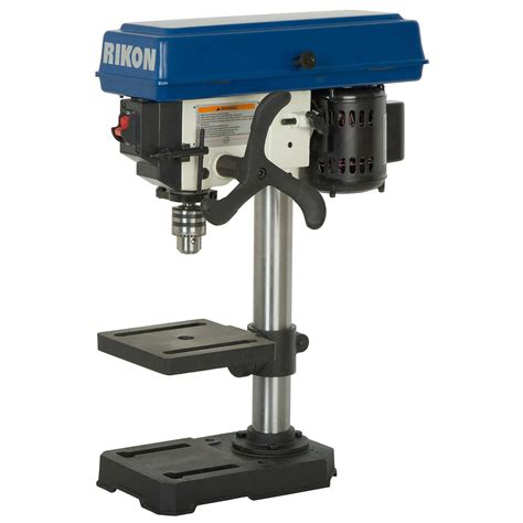 bench top drill rikon 8in 1 3hp benchtop drill press from buymbs com