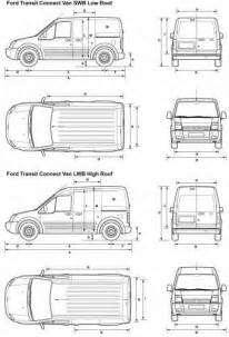 Ford Transit Connect Interior Dimensions 25 Best Ideas About Ford Transit On Ford