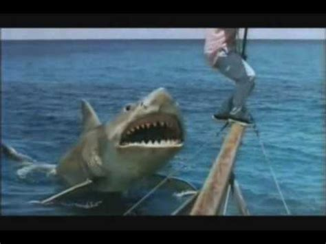 jaws song in boat jaws the revenge w jaws music youtube