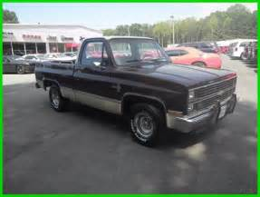 1983 c10 silverado used 5l v8 16v rwd truck for